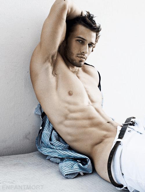 Underwear jay model byars