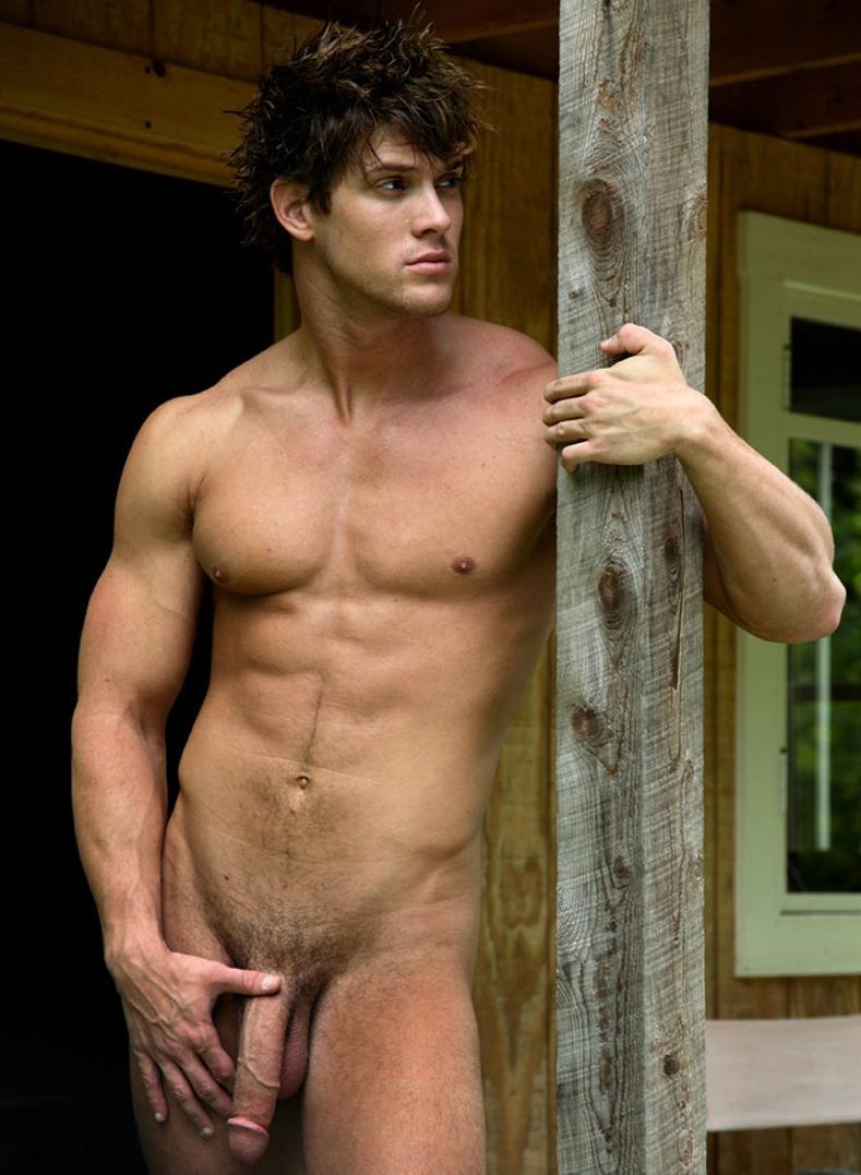 Nude models men showing penis