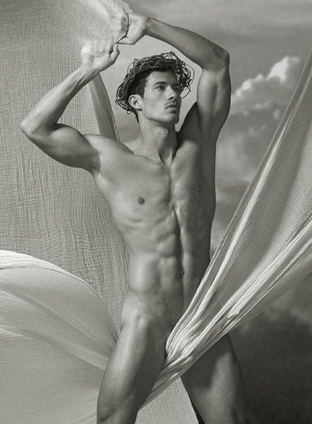 Classic Male Nude