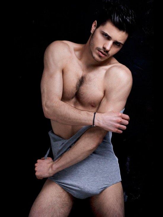 Matthieu Charneu - Getting Naked