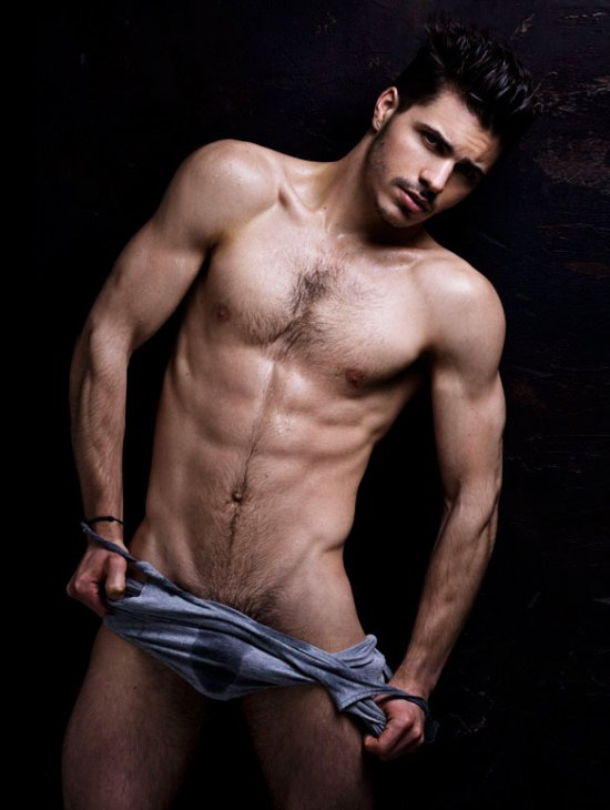 Matthieu Charneu - Horny and Hairy
