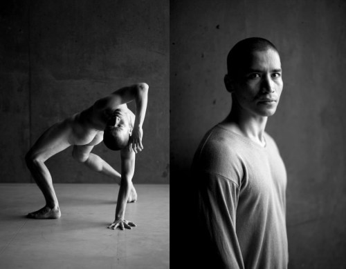 The Naked Dance by Yang Wang - Gorgeous Nude Male Dancers