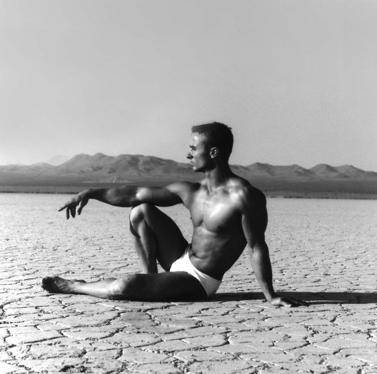 Derrick Davenport - Sunbathing