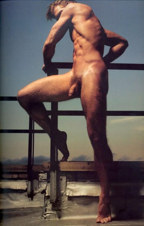 Joseph Sayers - Naked Muscle