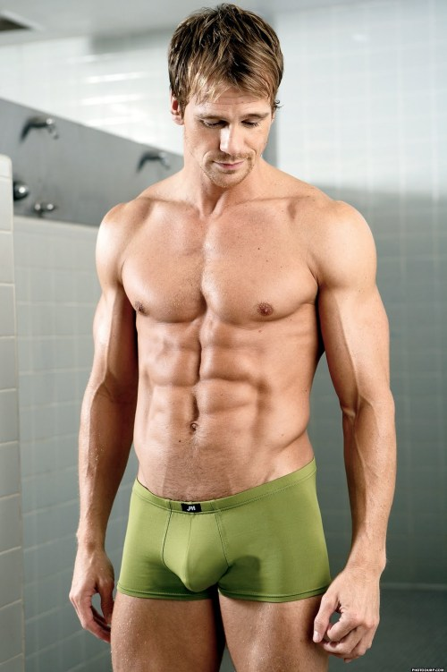 Rusty Joiner - Gorgeous Male Model