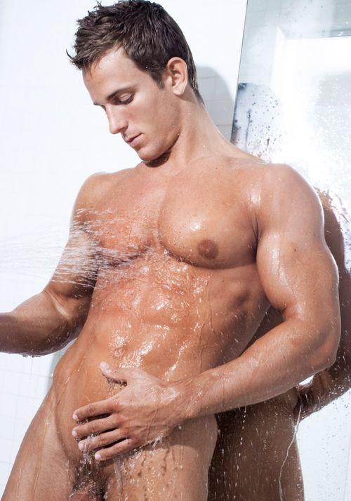 Jakub Stefano In The Shower