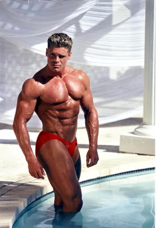 Pasi Schalen - Bodybuilder