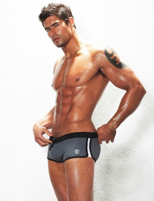 Hot Male Model Joel Rush