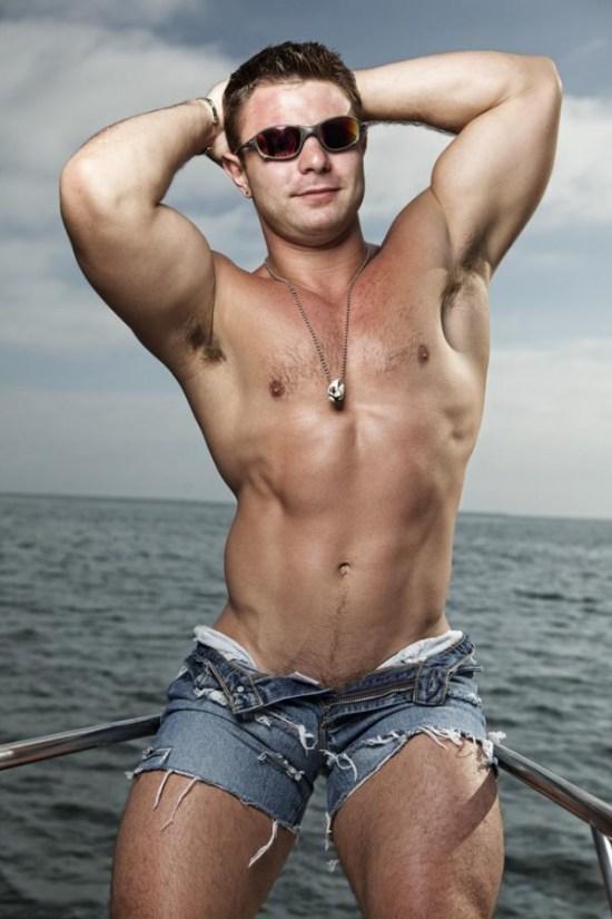 Nick Sterling - Miami Gay Boy Look