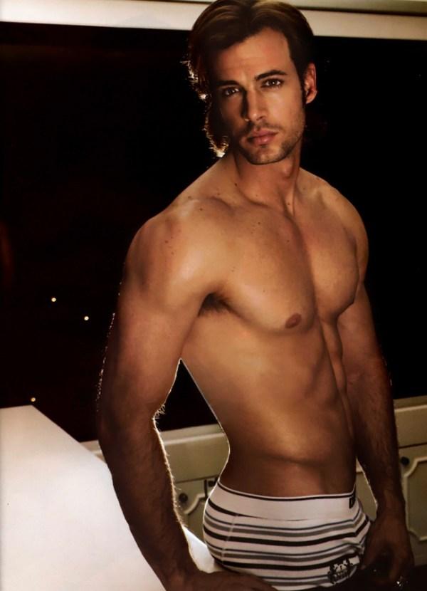 William Levy In Underwear