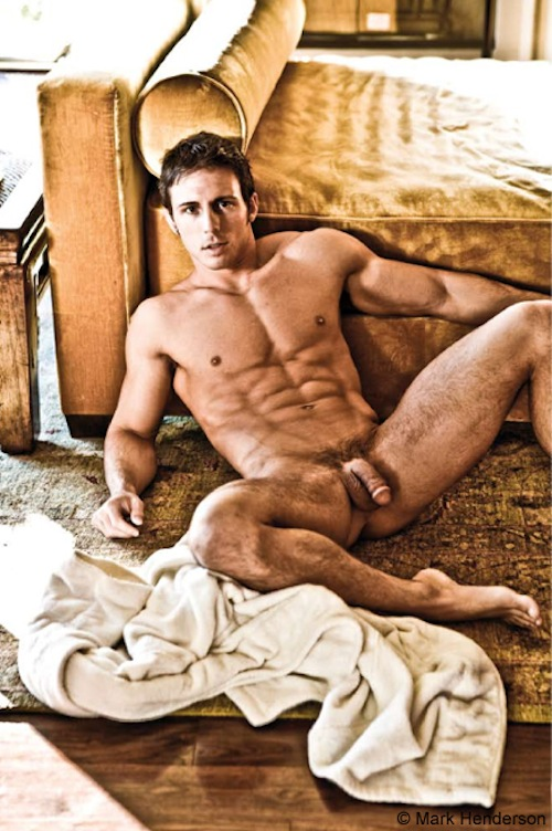 Mark Henderson - Household Idols Naked Male Model