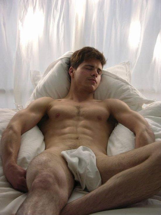 Matthieu Charneau Naked