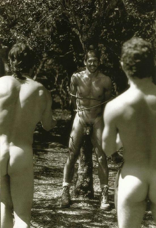 Nude dudes in africa