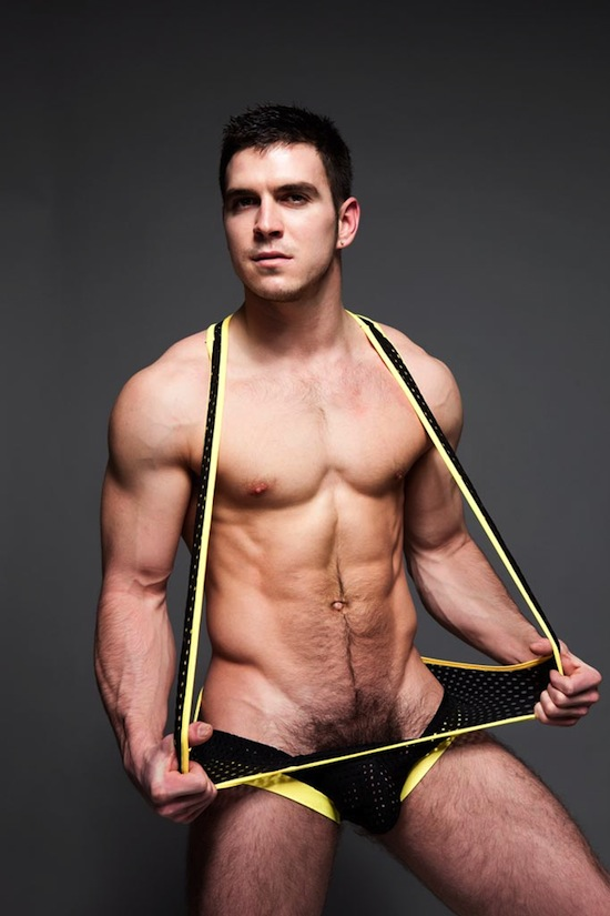 Naked Straight Guy Patrick O'Brien (2)