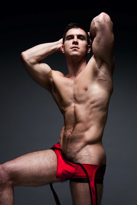 Naked Straight Guy Patrick O'Brien (3)