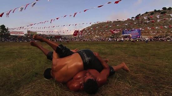 Turkish Male Oil Wrestling (7)