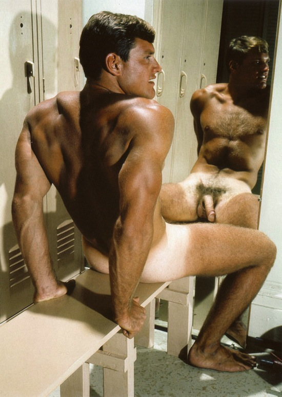 1970s Gay Male Nude