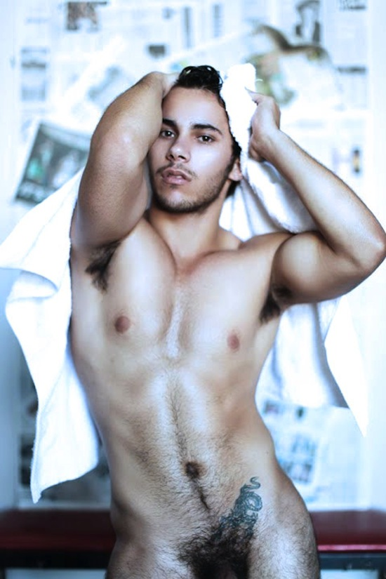 Digital Art And Male Nude Photography With Carlos Villar (4)