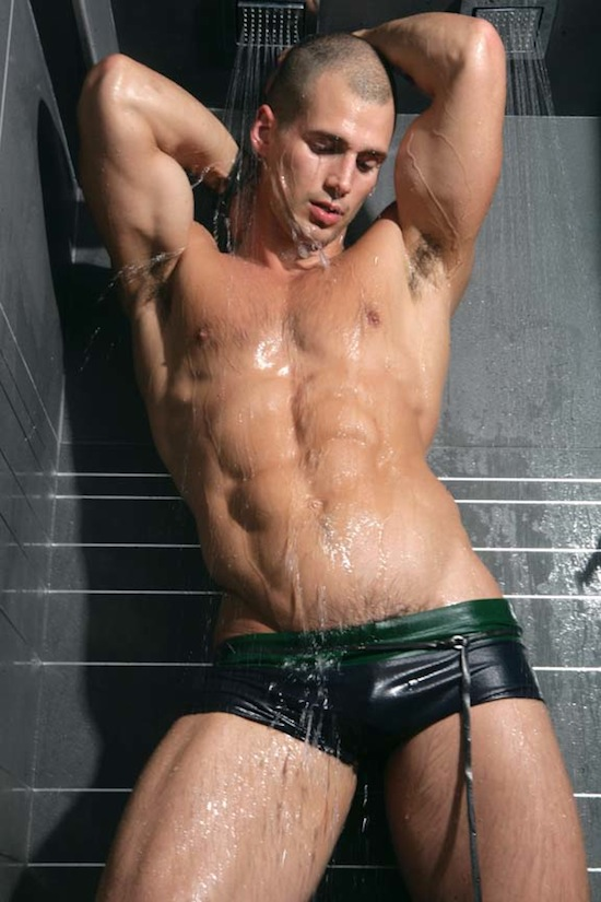Getting Wet With Todd Sanfield By Joe Oppedisano (1)