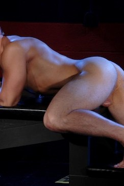 Solo Fun With Muscle Boy James Huntsman (10)
