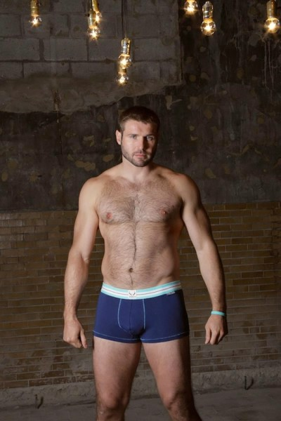 Hot Rugby Hunk Ben Cohen (1)