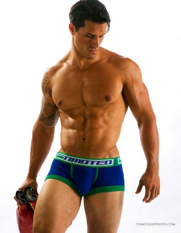 Muscle Model Justin James (3)