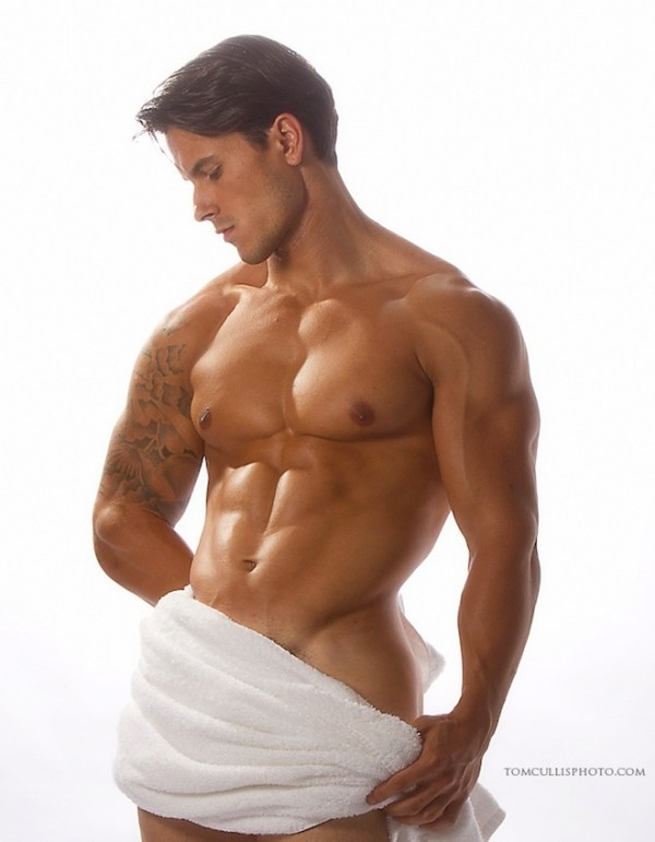Muscle Model Justin James (5)