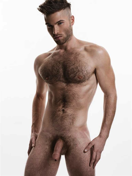 Andrew Skelton Naked - And Hung Too (3)