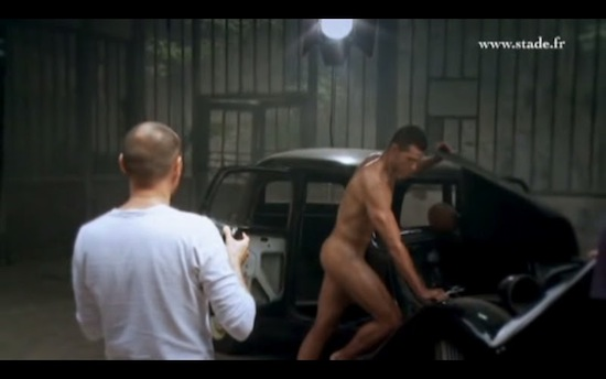Steeve Blanc-Mappaz Naked - Dieux du Stade 2012 (5)