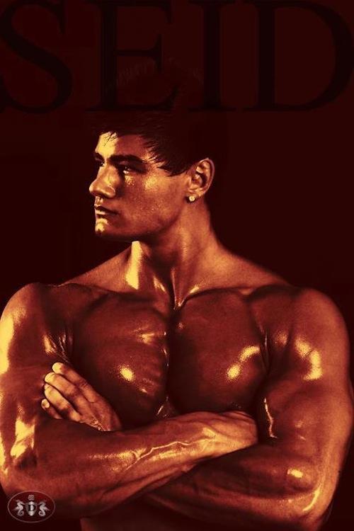 Bodybuilding Male Model Rodney Crewman (2)
