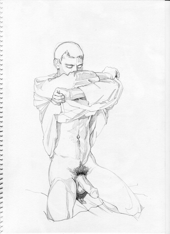 Nude Male Art (4)