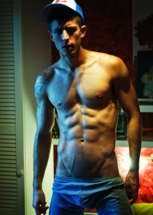 Underwear Teasing And Peeks Of Guys Junk (6)