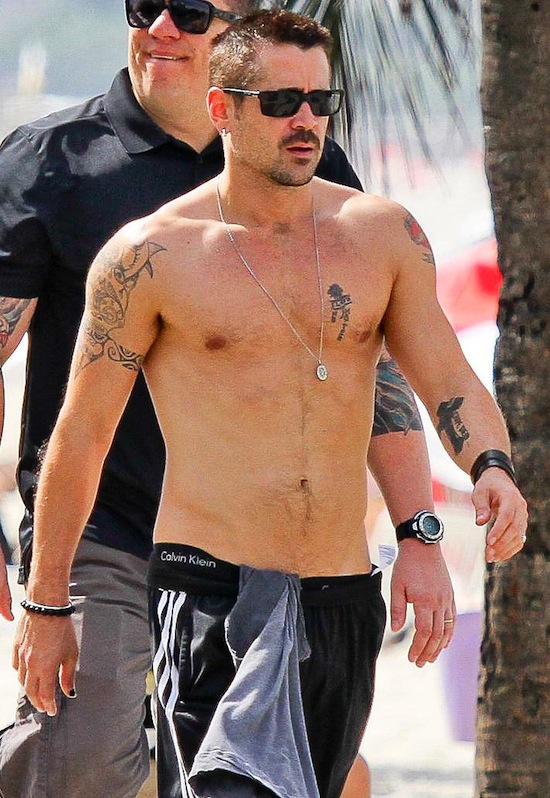 Gorgeous Stud Muffin Colin Farrell (2)