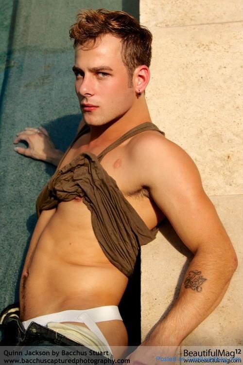 Quinn Jaxon Hung And Naked (1)