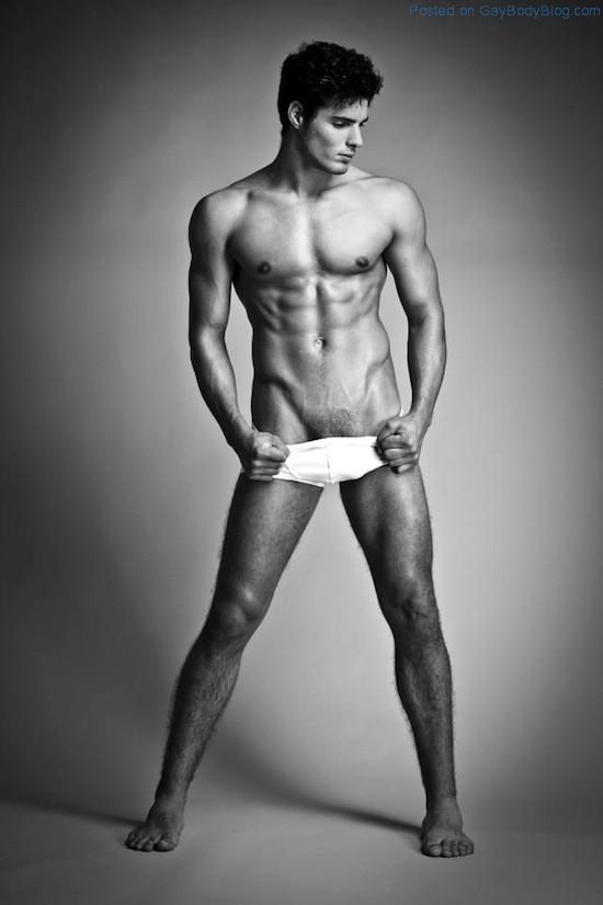 Male Model Robin De Ranter (1)
