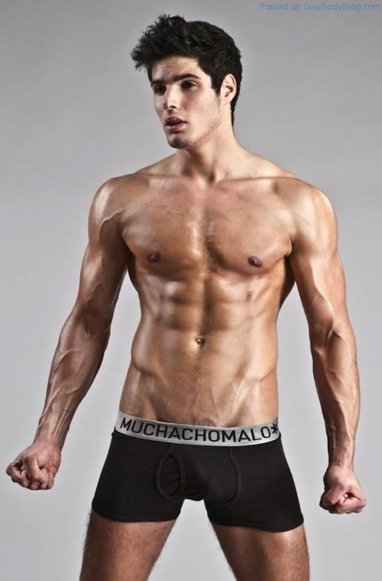 Male Model Robin De Ranter (6)