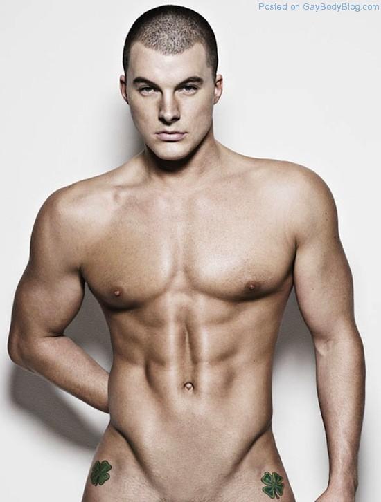 Bad Boy Douglas Beckham Naked (3)
