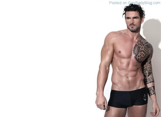 Gorgeous Stuart Reardon In Underwear (3)