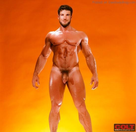 Naked Bodybuilder Rick Wolfmier (10)