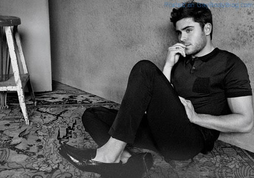 Zac Efron In Flaunt Magazine (6)