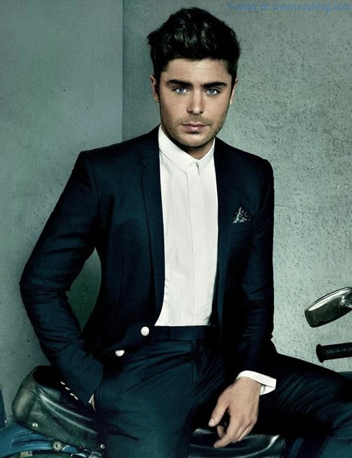 Zac Efron In Flaunt Magazine (5)