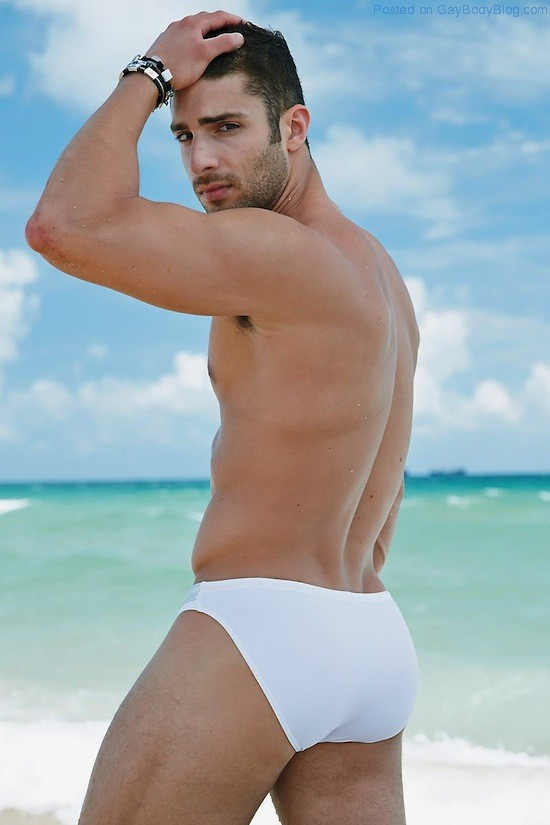 On The Beach With Adam A (2)