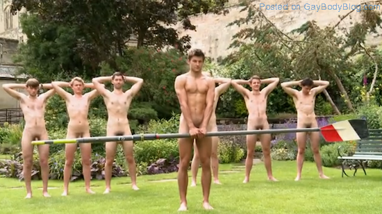 Warwick Rowing Team Naked For Charity (3)