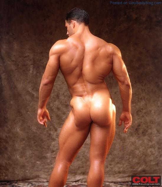 Muscle Man Franco Corelli Naked (5)