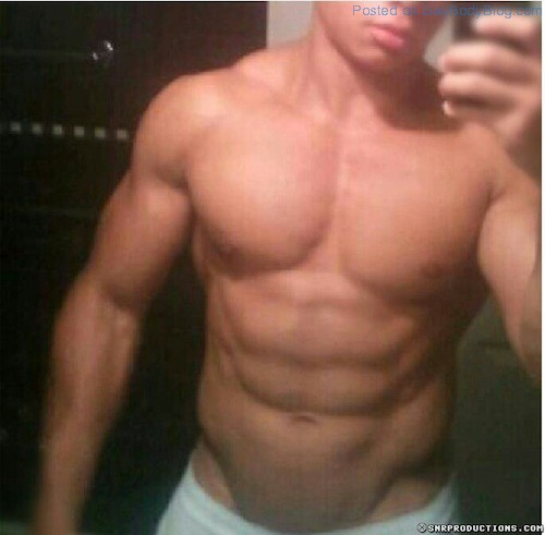 New Cam Hunk Bammbamm At Cam With Him 2