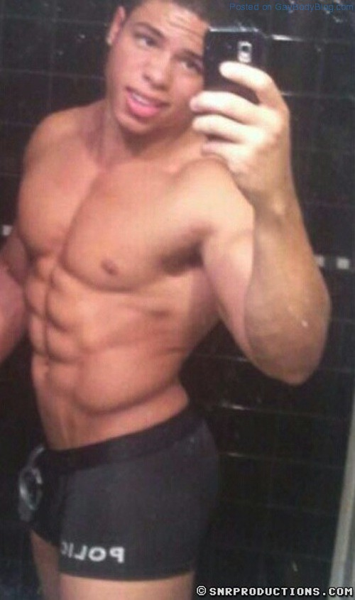 New Cam Hunk Bammbamm At Cam With Him 5