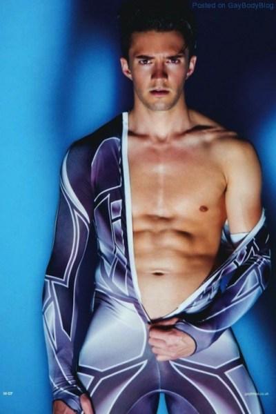 Sexy Olympic Skater Blake Skjellerup And The Sochi Olympics (1)