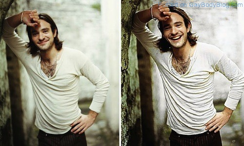 Unexpected Crush - Charlie Cox (7)