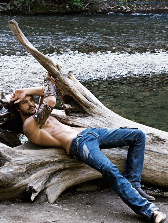 Muscle Hunks In The Wild With Rick Day (6)