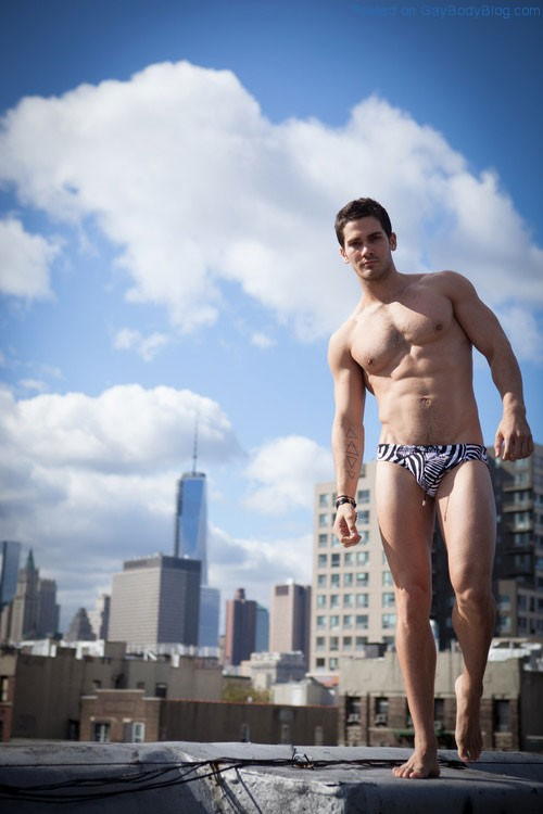 Artist And Model - Hunky Eddie Granger (5)